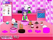 Флеш игра онлайн Cooking Mommy