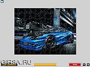 Флеш игра онлайн Автомобили - пазл / Cool Car Puzzle