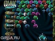 Флеш игра онлайн Космические скалы / Cosmic Rocks