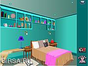 Флеш игра онлайн Побег коттедж номер / Cottage Room Escape