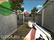 Флеш игра онлайн Counter Strike Portable
