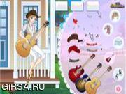 Флеш игра онлайн Деревенская поп-дива / Country Guitar Girl