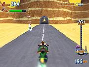 Флеш игра онлайн Койот / Coyote's Chase