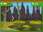Флеш игра онлайн Клюквенный Качели