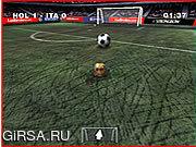 Флеш игра онлайн Ускоренный Курс Футбол