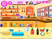 Флеш игра онлайн Кремовый тортик. Скрытые объекты