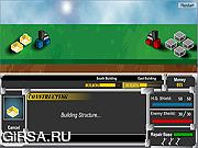 Флеш игра онлайн Багровый Войны
