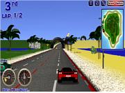 Флеш игра онлайн Крейсер Расы / Cruisin Race