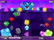 Флеш игра онлайн Тайна Кристалла / Crystal Freak