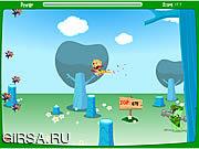 Флеш игра онлайн Happy Tree Friends - Cub Shoot 3