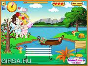 Флеш игра онлайн Cupids In Love