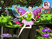 Флеш игра онлайн Милая волшебница из страны чудес / Cute Fairy From Wonderland