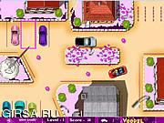 Флеш игра онлайн Симпатичная девушка паркуется / Cute Girl Parking