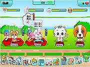 Флеш игра онлайн Мои милые любимчики 2 / My Cute Pets 2