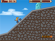 Флеш игра онлайн Цирковое представление 2 / Cycling Challenge 2