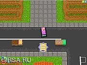Флеш игра онлайн Спешка пакета / Packet Rush