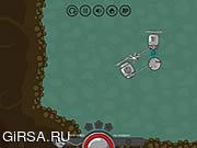 Флеш игра онлайн Да Винчи делает летающих роботов / Da Vinci's Flying Robots