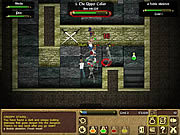 Флеш игра онлайн Danger Dungeon