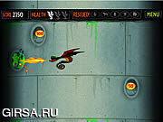 Флеш игра онлайн Dangerous Descent