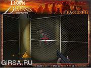 Флеш игра онлайн Рассвет мертвецов - черный