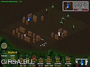 Флеш игра онлайн Умершие ночи