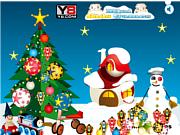 Флеш игра онлайн Украшение елки / Decorate the Christmas tree