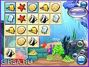Флеш игра онлайн Deep Reef