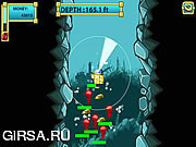 Флеш игра онлайн Deep Sea Hunter 2