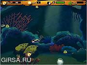 Флеш игра онлайн Исследователь глубокого моря