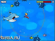 Флеш игра онлайн Johnny's Deep Sea Snapshots