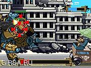 Флеш игра онлайн Курьер / Delivery Man