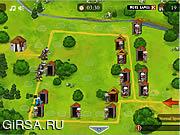 Флеш игра онлайн Защита царства