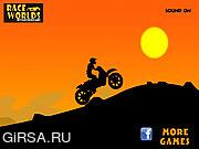 Флеш игра онлайн Desert Drift