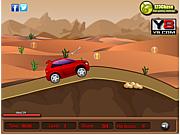 Флеш игра онлайн Водительские права / Desert drive game
