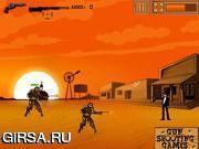 Флеш игра онлайн Десперадо убийца зомби / Desperado Zombie Slayer