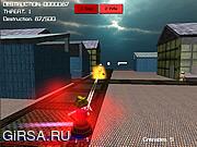 Флеш игра онлайн Destructatron