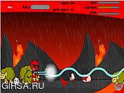 Флеш игра онлайн Дьявольский ребенок / Devil Kid