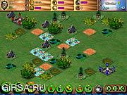 Флеш игра онлайн Божественные Генералы / Divine Generals