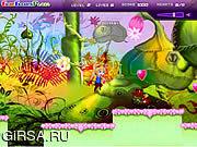 Флеш игра онлайн Сердца Girly / Girly Hearts