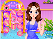 Флеш игра онлайн Diamond Princess Birthday Party