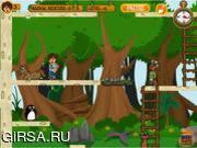 Флеш игра онлайн Диего возвращает в зоопарк животное / Diego Baby Zoo Rescue