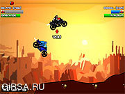 Флеш игра онлайн Diesel and Death