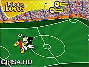 Флеш игра онлайн Rebotes Локос / Rebotes Locos
