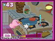 Флеш игра онлайн Вечеринка Минни