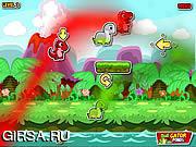 Флеш игра онлайн Dino Breath