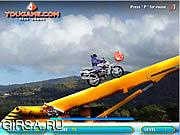 Флеш игра онлайн Велосипед 2 грязи / Dirt Bike 2