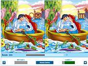 Флеш игра онлайн Диснейленд Звезды / Disneyland Stars