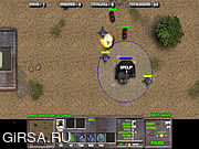 Флеш игра онлайн Оборона башенки расхождения / Divergence Turret Defense