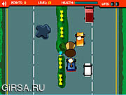 Флеш игра онлайн Улавливатель собаки