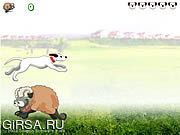 Флеш игра онлайн Sheep Jumper